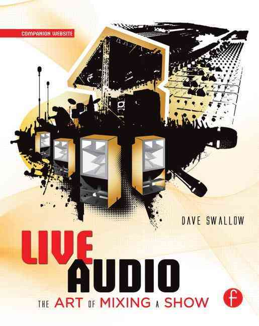 Live Audio By Swallow, Dave